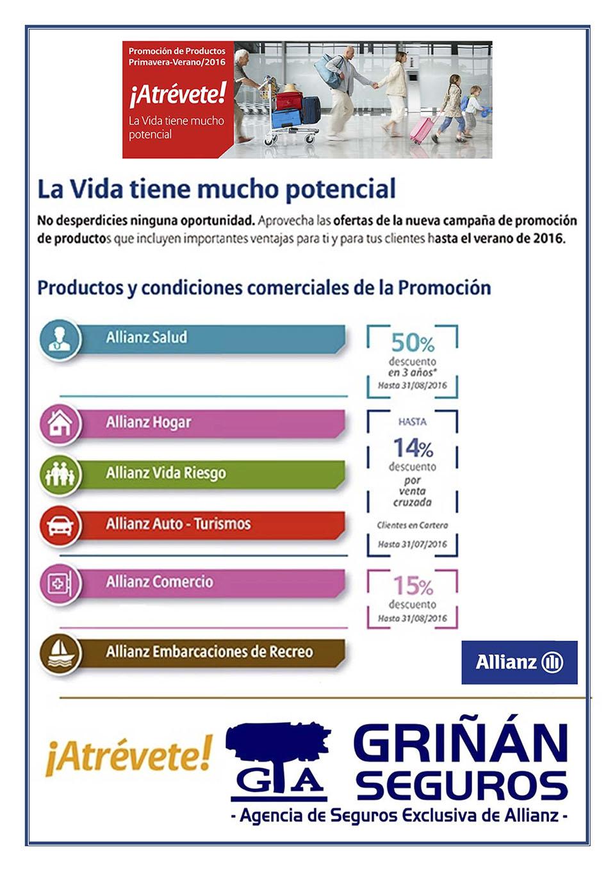 Atrévete Allianz
